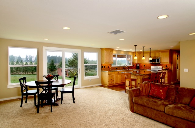 Broadleaf architecture pc ranch style redo for Ranch style living room
